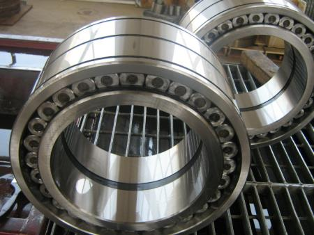 Rolling mill bearings, four row taper roller bearings, four row cylind...