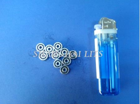 LITS Hybrid Ceramic Ball Miniature Bearings
