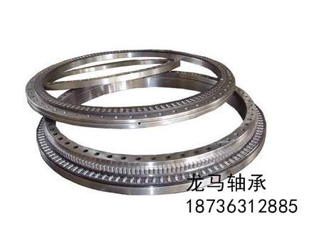 Three row roller type slewing bearing