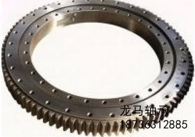 Double - row ball type slewing bearing