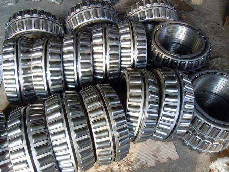 Four rows of tapered roller bearings 1